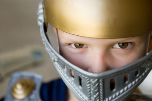 kid-armor